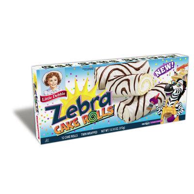 Little Debbie® Zebra Cake Rolls