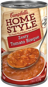 Campbell's® Homestyle Zesty Tomato Bisque Soup