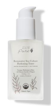100% Pure Restorative Sea Culture Hydrating Toner