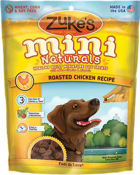 Zuke's Mini Naturals Roasted Chicken Recipe
