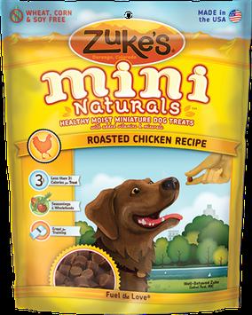 Zuke's Mini Naturals Roasted Chicken Recipe