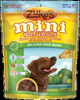 Zuke's Mini Naturals Delicious Duck Recipe