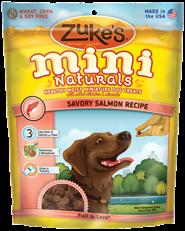 Zuke's Mini Naturals Savory Salmon Recipe