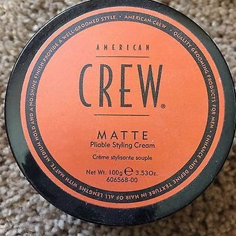 American Crew Matte Creme For Men 3.53 Ounces uploaded by Mark Z.