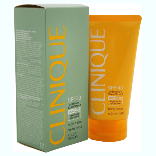 Clinique Body Cream SPF40 uploaded by Andrea cristina A.