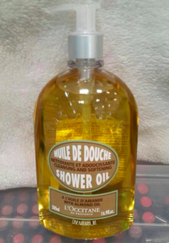 L'Occitane Almond Shower Oil uploaded by Anastasiia P.