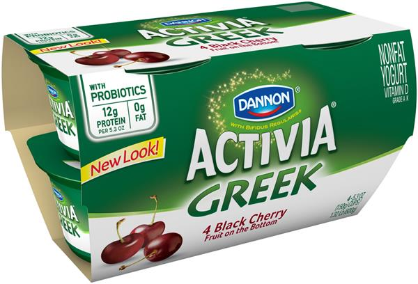 Activia® Key Lime Nonfat Greek Yogurt uploaded by Aline M.