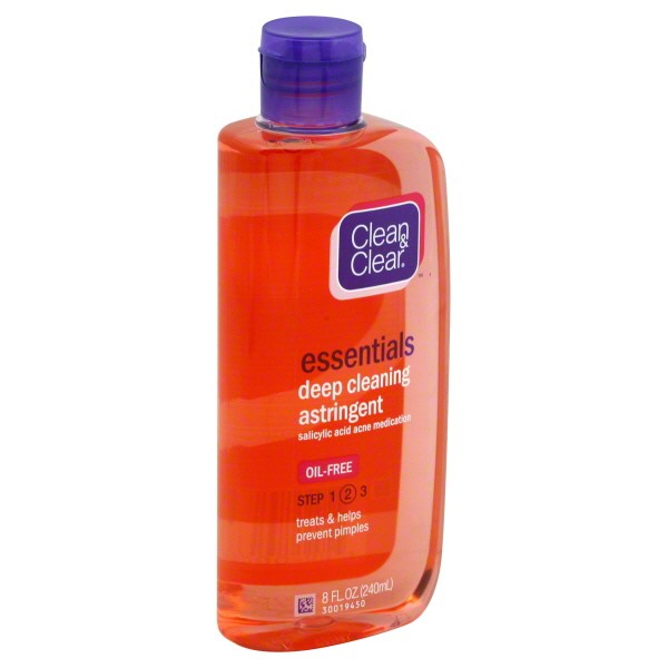 Clean & Clear Essentials Deep Cleaning Astringent uploaded by Imani E.