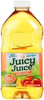 Juicy Juice® Peach Apple 100% Juice uploaded by Maria S.