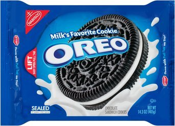 Oreo Reduced Fat Sandwich Cookies uploaded by Frediannys B.