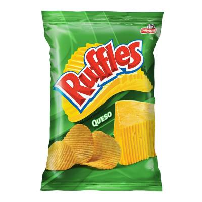 Ruffles® Potato Chips Authentic Barbecue uploaded by Consuelo M.