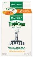 Photo of Tropicana® Some Pulp Orange Juice uploaded by milissa p.