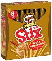 Pringles® Baked Stix Spicy Mustard uploaded by GLORIA B.