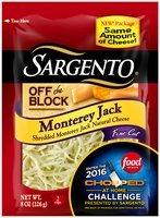 Sargento® Shredded Monterey Jack Cheese uploaded by milissa p.