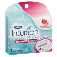 Schick Intuition Renewing Moisture Refills uploaded by Andrea O.