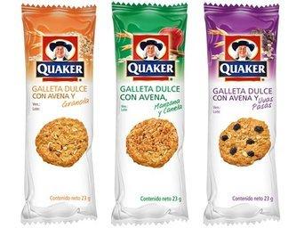 Quaker® Soft Baked Oatmeal Raisin Cookies uploaded by SANDRA GABRIELA G.