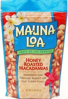 Mauna Loa Honey Roasted Macadamias uploaded by Melissa R.