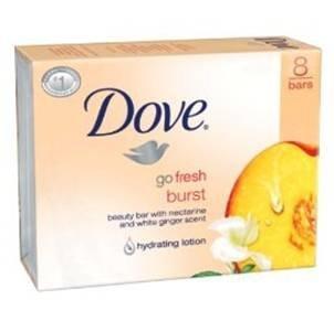 Dove® Go Fresh® Revitalize Beauty Bar 4-4 oz. Bars uploaded by Kámelyn C.