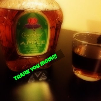 Crown Royal Apple uploaded by Gia G.