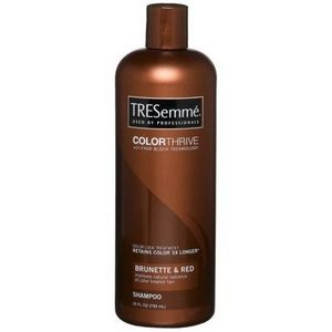 TRESemmé Color Thrive Shampoo For Brunette And Red Color Treated Hair uploaded by Olives S.