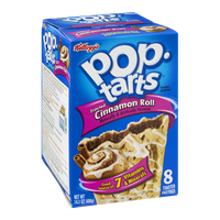 Kellogg's Pop-Tarts Frosted Cinnamon Roll Toaster Pastries uploaded by Amelia W.