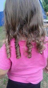 TRESemmé Flawless Curls Curl Defining Spray Gel Spray Bottle uploaded by Kristy M.