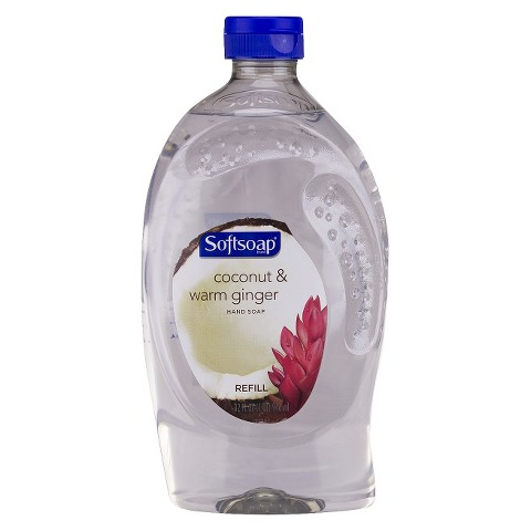 Softsoap® Coconut & Warm Ginger Liquid Hand Soap Refill uploaded by Fatima O.
