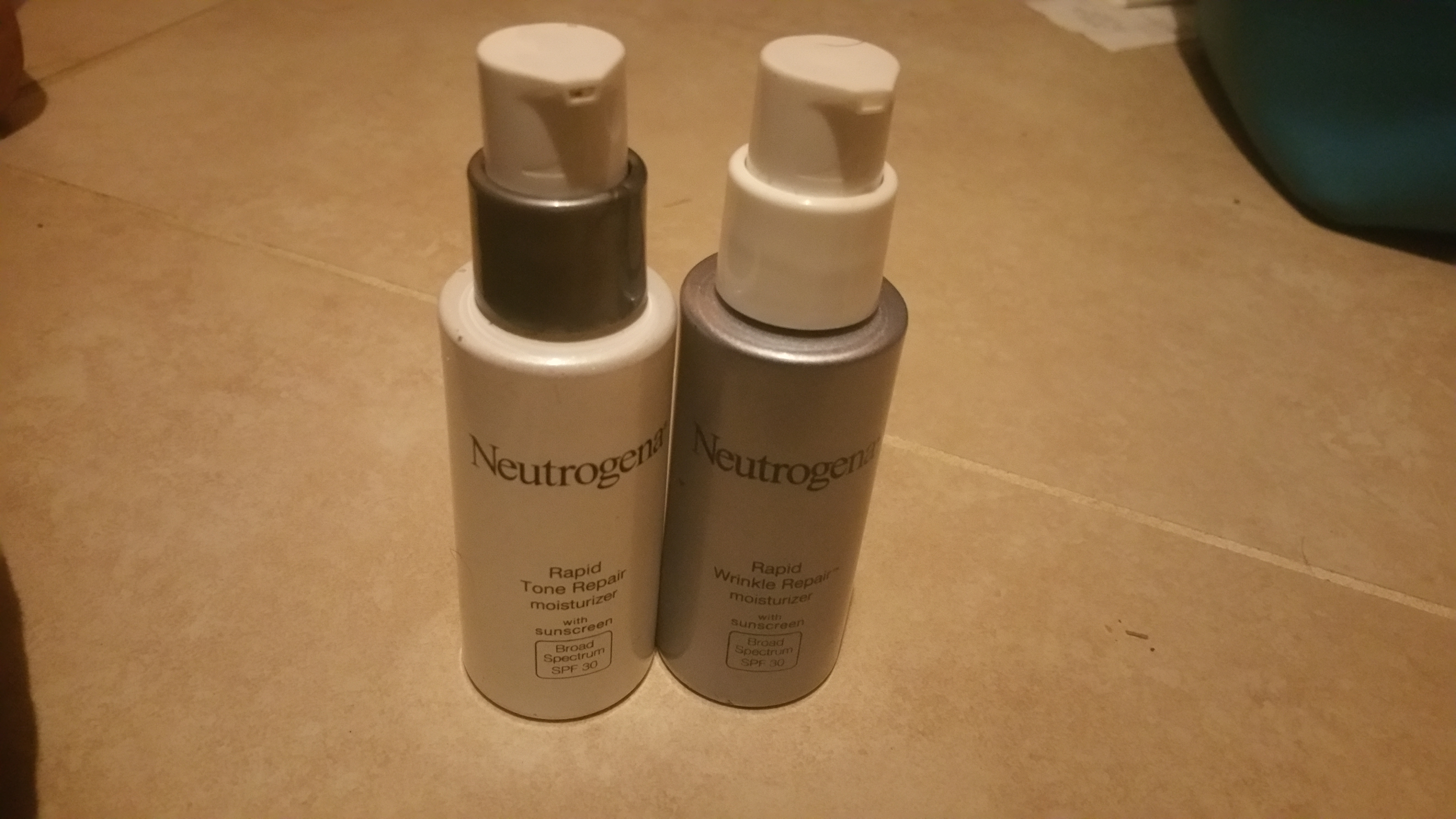 Photo of Neutrogena Rapid Tone Repair Moisturizer SPF 30 uploaded by Asante M.