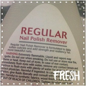 Cutex Regular 4-ounce Nail Polish Remover uploaded by Hillary P.