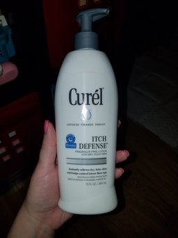 Curel Itch Defense Lotion uploaded by Christina G.