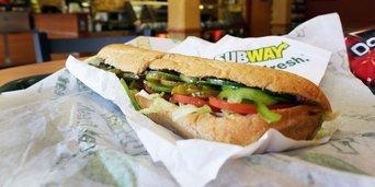 Subway uploaded by Alejandra E.