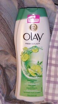 Olay Energizing Lime Body Wash uploaded by Mary M.