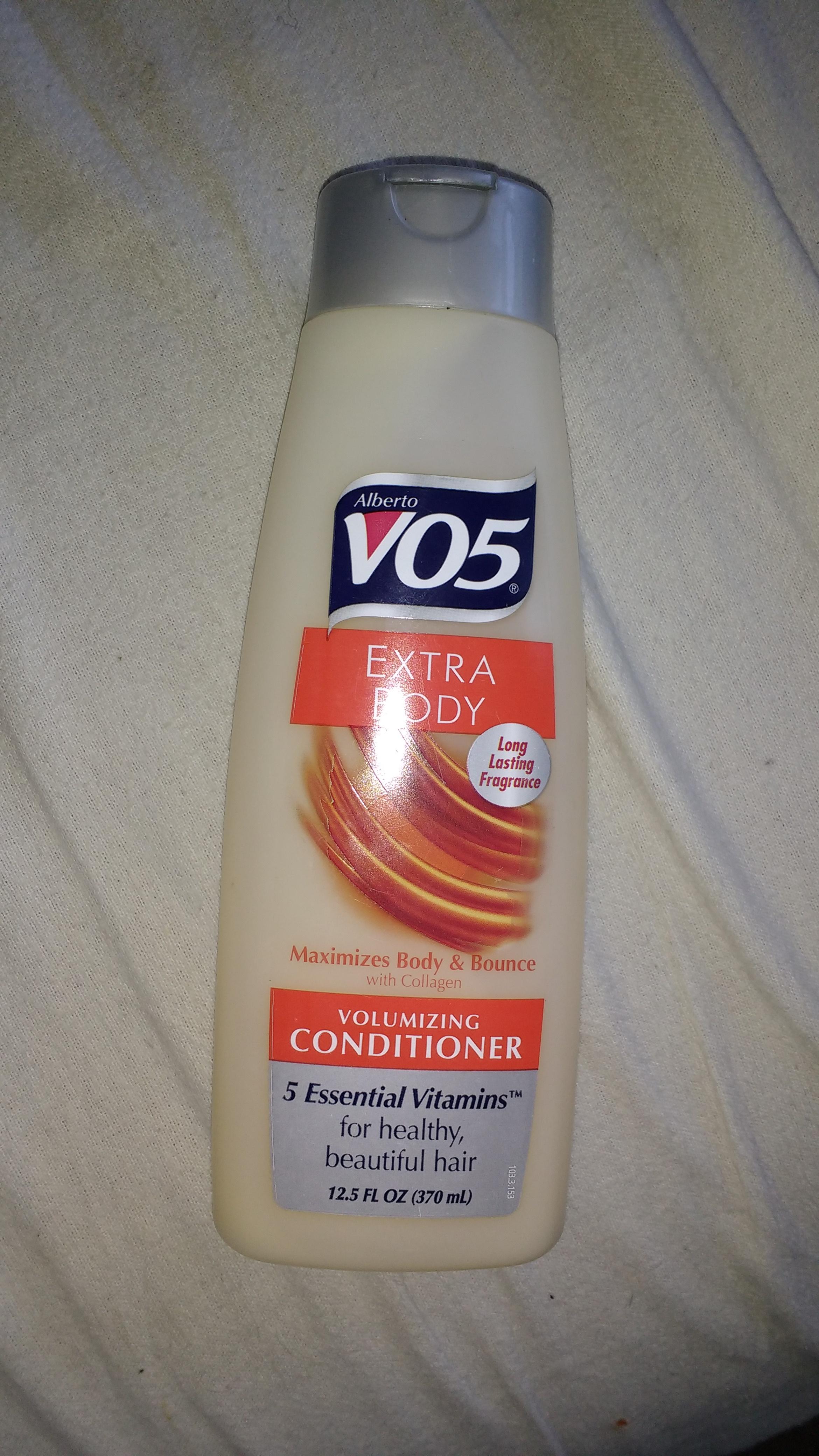 Alberto VO5® Extra Body Volumizing Conditioner uploaded by June H.