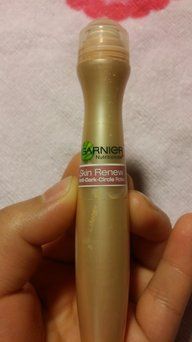 Garnier SkinActive Clearly Brighter Anti-Dark-Circle Eye Roller uploaded by Margarita S.