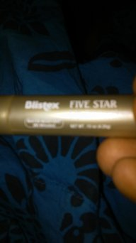 Blistex Five Star SPF 30 Lip Protection uploaded by Tiffany N.