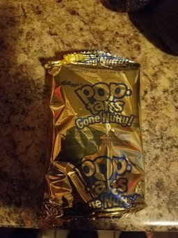 Kellogg's Pop-Tarts Gone Nutty Peanut Butter Pastries 8 ct uploaded by tanisha w.
