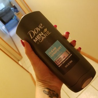 Dove Men+Care Clean Comfort Body Wash uploaded by erin d.