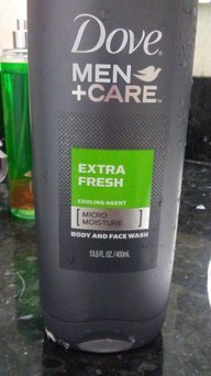 Dove® Men+Care™ Extra Fresh Body and Face Wash uploaded by Keiry S.