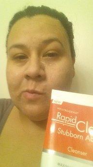 Neutrogena® Rapid Clear® Stubborn Acne Cleanser 5 fl. oz. Tube uploaded by Sarah D.