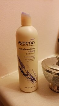 Aveeno Positively Nourishing Calming Body Wash uploaded by J. D.