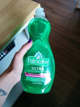 Palmolive Ultra Original Concentrated Dish Liquid uploaded by Deya W.