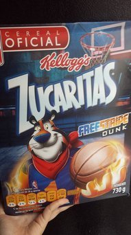 Kellogg's Frosted Flakes Cereal uploaded by Sarahy R.