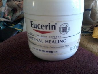 Eucerin Original Healing Rich Creme 16 Ounce (Pack of 2) uploaded by Shanell B.