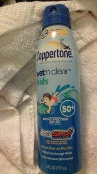 Coppertone Water Babies Sunscreen Lotion SPF 50 uploaded by Yolanda N.