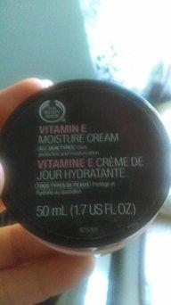 The Body Shop Vitamin E Moisture Cream 50ml uploaded by Maria F.