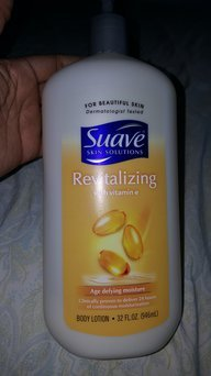 Suave® Soothing with Aloe Body Lotion uploaded by Morena L.