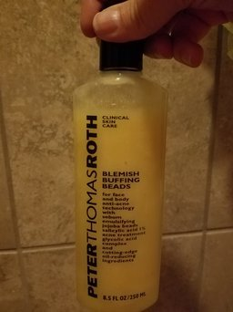 Peter Thomas Roth Blemish Buffing Beads Body Wash uploaded by Faith Y.