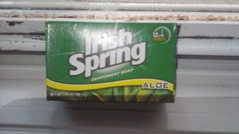 Aloe Deodorant Soap By Irish Spring for Unisex uploaded by jaqueline s.