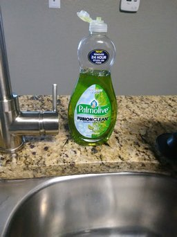 Palmolive® Fusion Clean™ with Baking Soda and Lime uploaded by Eileen C.