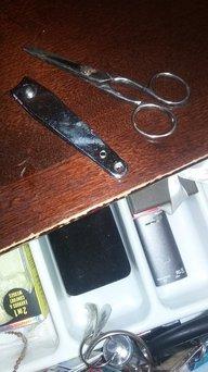 Sally Hansen Cuticle Tamer - Ultra-Fine Cuticle Scissors uploaded by Betty B.